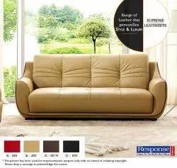 Plain, Printed Sofa Rexine Fabric