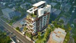 3D Architectural Walkthrough