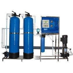 Fully Automatic Mild Steel Water Purification Plant, Capacity: 2000 L