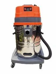 Fiable Stainless Steel FVC 70-2M Double Motor Vacuum Cleaner, 3000 W