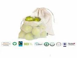 Bio Cotton Net Bag