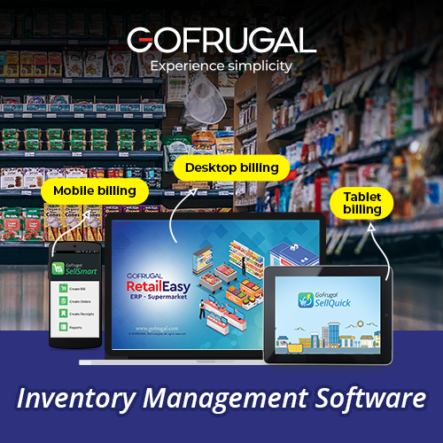 Go Frugal Warehouse Management Software, GOFRUGAL