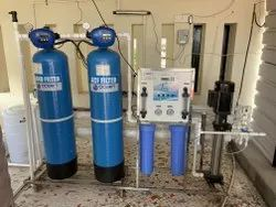 Fully Automatic RO Plant 1000 LPH FRP