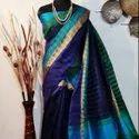 Designer Raw Silk Weaving Saree
