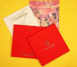 Photo Printing Designer Wedding Card Services