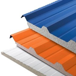 50 mm PUF Insulated Sandwich Roof Panel