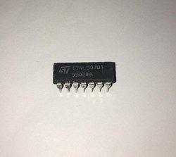 NAND GATE T74LS03-B1ST