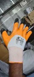 Half Coated Gloves