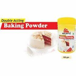 KELIFF'S White Alum Free Baking Powder, For Bakery, Speciality: Organic