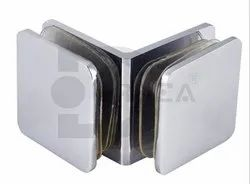 Standard Glass to Glass Connector 90 Degree