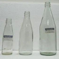 Glass Sauce Bottle