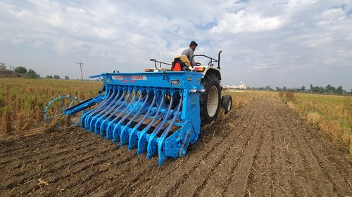 Punni Super Seeder For Agriculture Size 7 Feet Rs 220000 Piece Id 21736780273