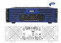 LXA-7600 Dual Channel Power Amplifiers