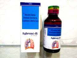 Terbutaline 1.25 mg,Bromhexine HCL 2mg Guaiphensin 50 Mg & Menthol 0.5mg