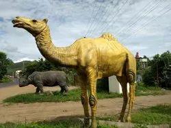 FRP Camel Statue (Code A-32)