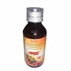 Dextromethorphan Hydrobromide Phenylephrine Hydrochloride Chlorpheniramine Maleate Syrup