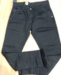 D'Fourteen Black Jeans