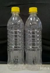 Transparent 500ml Pet Bottle, For Drinking Water