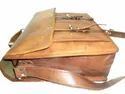 Briefcase Office Shoulder Leather Bag