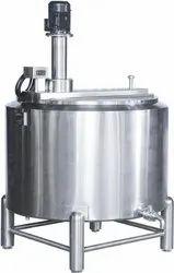 Milk Pasteurizer Vat