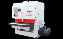 Three Head Wide Belt Sanding Machine Model KI-1300-R-RP-RP-B