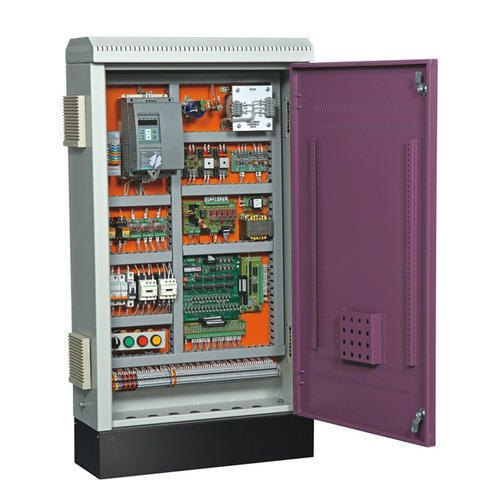 Three Phase Elevator Control Panel, IP Rating: IP44