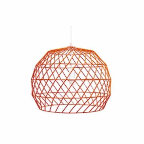 Cool White LED Iron Decorative Hanging Lamp, 20 - 30 Watt