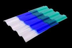 V-LITE Polycarbonate Corrugated Profile Sheet