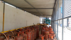 Multi cylinders LPG Installation Service