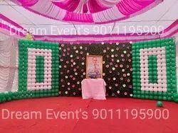 Solapur Balloon Decoration