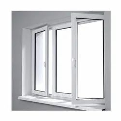 Open UPVC Window