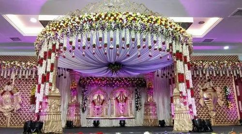 New Lotus Flower Decorations Hyderabad Wedding Decorations And
