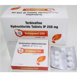Terbinafine Hydrochloride Tablets IP