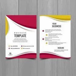 Standard Brochure Designing Service