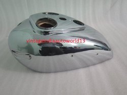 Ariel Pre War 350cc Red Hunter Chrome Gas Fuel Petrol Tank