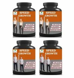 Chocolate Flavour 200gm 2 Month Pack of 4 Height Growth Powder