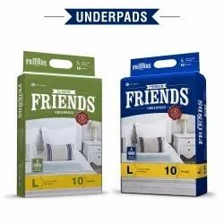FRIENDS UNDER PAD