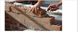 Brick work and construction services