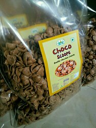 Korncho cereals 7 Months Choco Flakes 500 G, Packaging Type: Packet, Chocolate flavour cereal