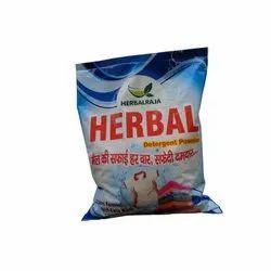 HerbalRaja Blue Detergent Washing Powder, Packaging Type: Packet, Packaging Size: 1 Kg