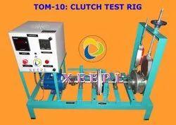Clutch Test Rig