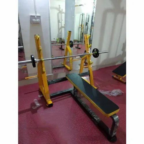 Olympic Bench Press Machine At Rs 8500 Piece Bench Press Machine