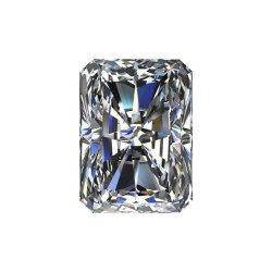 Radiant AAA Quality Excellent Cut Lab Grown Diamond