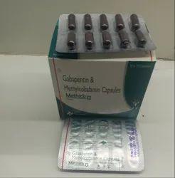 Gabapentin 300mg with Methylcobalamin 500mg (Methick-G)