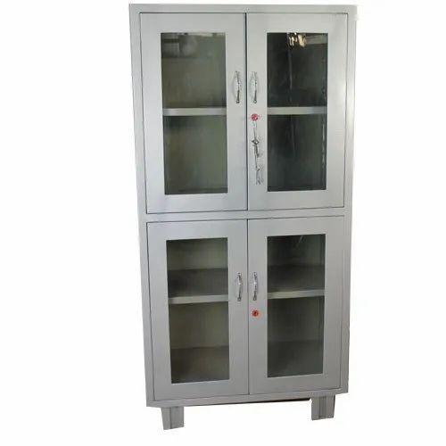 Glass Door Office Almirah