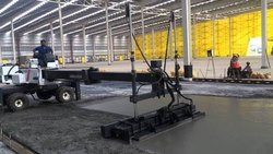 Concrete LASER SCREED FLOORING SERVICE, in Industrial