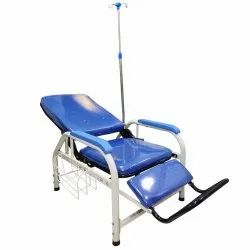 Kawachi  Portable Blood Transfusion Chair for Blood Donation Camp KW32