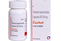 Inherited Disorder Cuchel 250 mg, For Liver N Brain Treatment