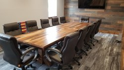 Standard Table -wooden Conference Room Furniture
