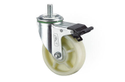 IV-2A-ZA1-02E-50-124 Medium Duty Polypropylene Caster Wheel